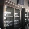Шкафы в бар