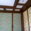 кессонные потолки из ясеня